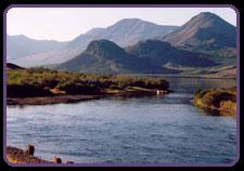 About Battle River